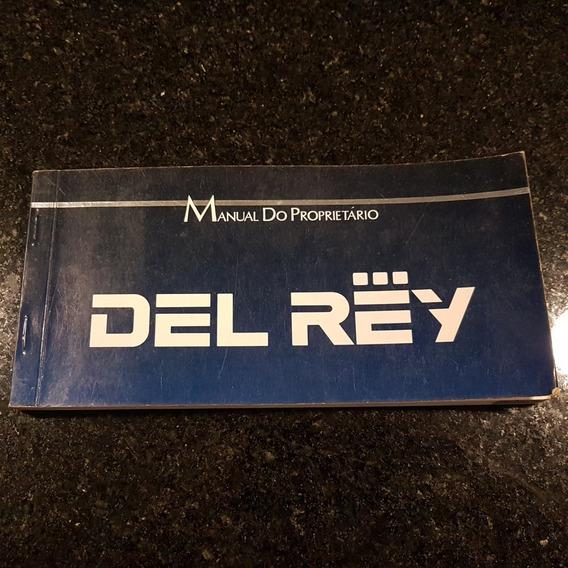 Manual Original Del Rey Glx 1986