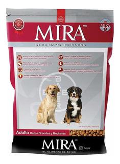 Alimento Mira perro adulto raza mediana/grande 20kg