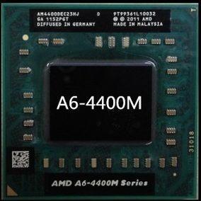 Processador Amd Mobile A6 4400m 2.7ghz