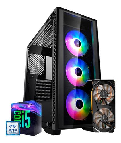 Pc Gamer I5 9400f B360m Rtx 2060 6gb Ram 16gb Ssd 240 Fox