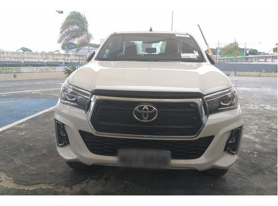 Toyota Hilux 2.8 Tdi Cd Srx 4x4 Diesel Automática