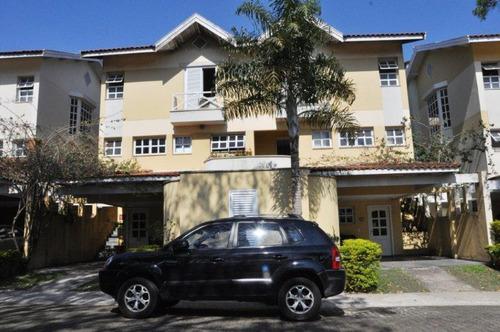 Casa Com 4 Dormitórios À Venda, 326 M² Por R$ 1.450.000,00 - Villagio Da Granja - Cotia/sp - Ca4038