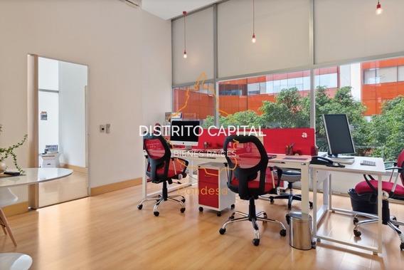 Oficina En Venta En Haus Santa Fe, Col. Santa Fe, Del. Cuajimalpa, Cdmx