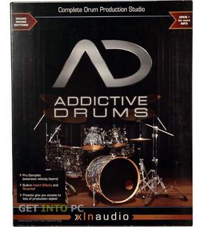 Addictive Drums 2 + Todas Las Expansiones - Pc Y Mac