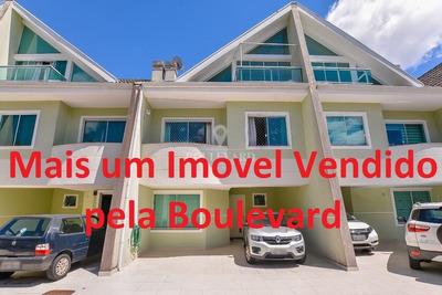 Sobrado Em Condomínio Fechado Com 4 Dormitórios À Venda Jardim Social - So0148