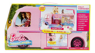 Barbie, Camper