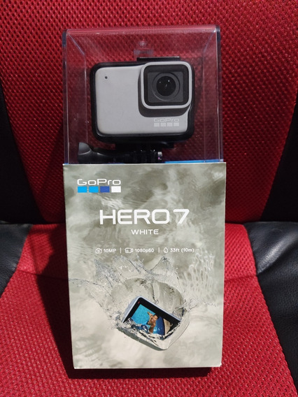 Gopro Hero 7 White + Cartão Sandisk Ultra 128gb