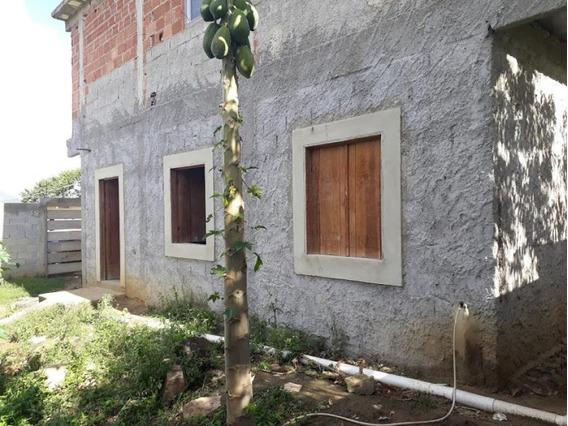 Casa Em Campo Grande, Rio De Janeiro/rj De 50m² 1 Quartos À Venda Por R$ 40.000,00 - Ca382417