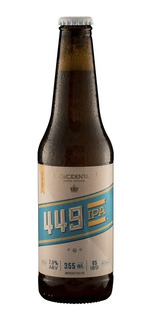Caja X6 Cerveza Artesanal Okcidenta 355 Ml - 12 Canillas
