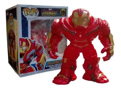 Pop Avengers Hulkbuster Colores En Fuga Kids