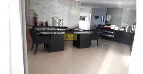 Imagem 1 de 28 de Apartamento Alto Luxo 4 Suítes Condomínio Grand Lider Olympus - 5124