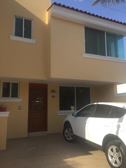 Bonita Casa 3 Recámaras En Coto, 2 Baños, Loma Bonita Ejidal