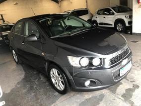 Chevrolet Sonic 1.6 4p Ltz L/15 2017