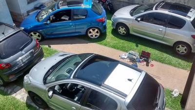 Reparación Techo Solar Peugeot 206/207 Fiat 500-punto Lingas