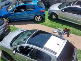 Reparación Techo Solar Peugeot 206/207, Fiat 500 - Motor