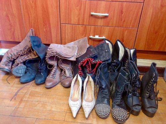 Zapatos Y Botas 100% Cuero
