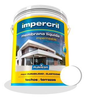 Impercril Membrana Liquida 20 Kg- Plavicon - Iacono