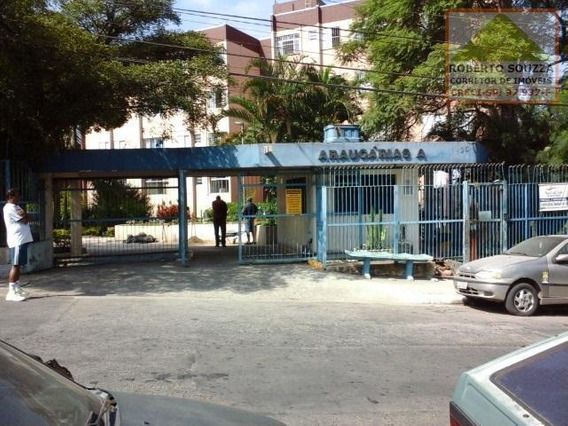 Apartamento 3 Quartos Para Venda Em São Paulo, Itaquera, 3 Dormitórios, 2 Banheiros, 2 Vagas - 00508_1-1108408