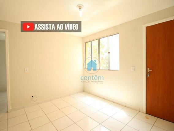 Ap1509- Apartamento Com 2 Dormitórios Para Alugar, 50 M² Por R$ 1.000/mês - Conceição - Osasco/sp - Ap1509