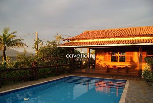 Casa Residencial À Venda, Guaratiba (ponta Negra), Maricá. - Ca2164