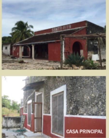 Venta De La Hermosa Finca Santa Rita En Temax Yucatán