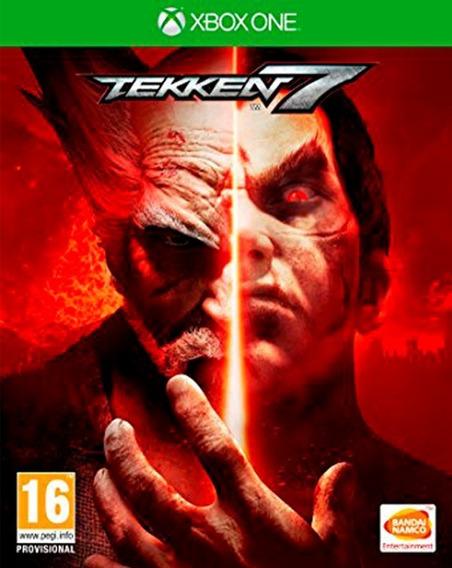 Tekken 7 Xbox One Digital Online + Brinde