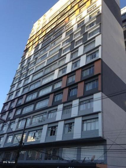 Apartamento Para Venda Em Ponta Grossa, Centro, 3 Dormitórios, 1 Suíte, 3 Banheiros, 1 Vaga - Wg0001