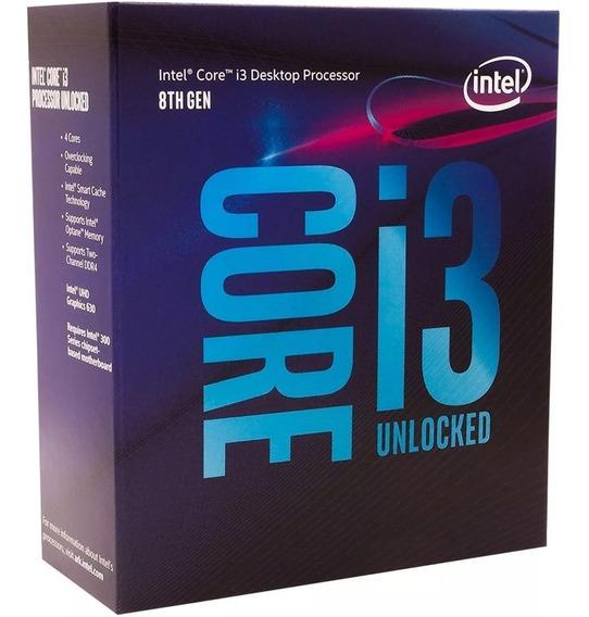 Processador Intel Core I3-8350k S1151 4.0ghz 8mb Box