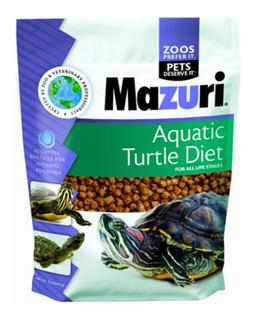 Alimento Mazuri Para Tortugas De Agua 340g Chimuelocl