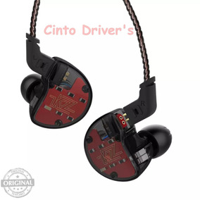 Fone In Ear Kz Zs10 - Cinco Driver