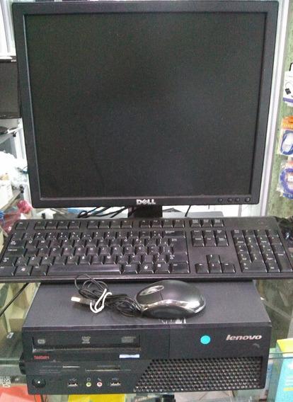 Lote Cpu Core 2 Quad Hd 500 4 Gb Memoria