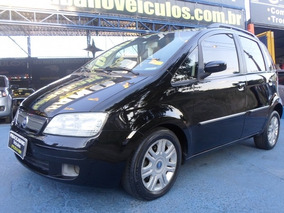 Fiat Idea 1.8 Mpi Hlx 8v Flex 4p Manual 2005/2006