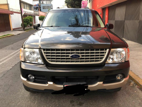 Ford Explorer 4.6 Eddie Bauer Limited V8 4x4 Mt 2005
