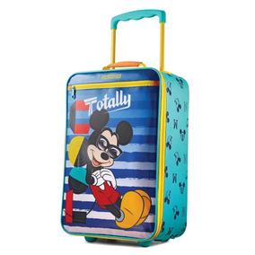 Maleta De Viaje Niños Mickey Mouse American Tourister Disney