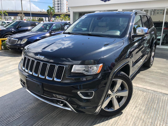 Jeep Grand Cherokee 2014 Overland Full Cleanpanoramica