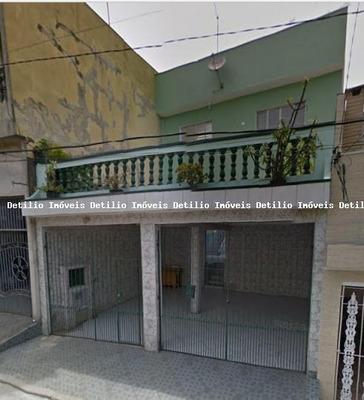 Casa Para Venda Em São Paulo, Vila Guarani - 1646