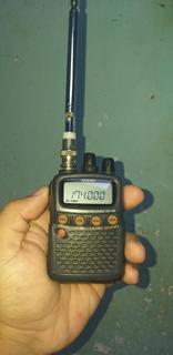 Radio Recetor Scanner Yaesu Vr- 120d