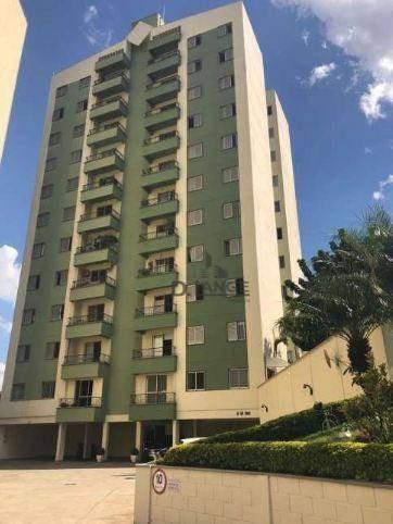 Imagem 1 de 26 de Apartamento Com 3 Dormitórios À Venda, 81 M² Por R$ 395.000,00 - Vila Industrial - Campinas/sp - Ap17266