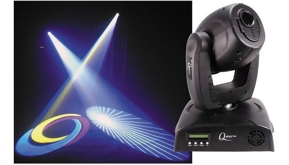 Iluminação Chauvet Mod.q-spot 200 Moving Ligth (13884)