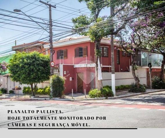 Excelente Casa No Planalto Paulista - Ca0081