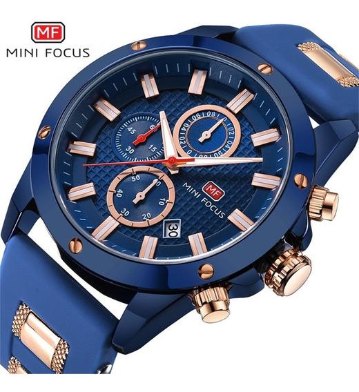 Esportes Homens Relógios De Quartzo Relógio De Pulso Mf008