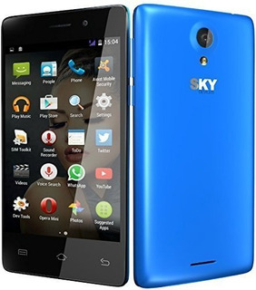 Sky Devices Azul 4.0d Mt6572m 1.0ghz 512mbrom 256mbram 4.4