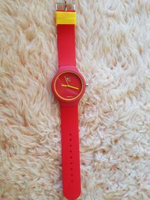 Relógio adidas Unissex De Borracha Moda Fashion Promoção