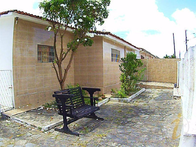 Casa Residencial À Venda, Brisamar, João Pessoa. - Ca1385