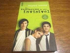 Livro As Vantagens De Ser Invisível Frete Grátis