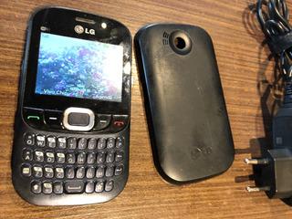 Celular Lg C365 Vivo Usado Funcionando