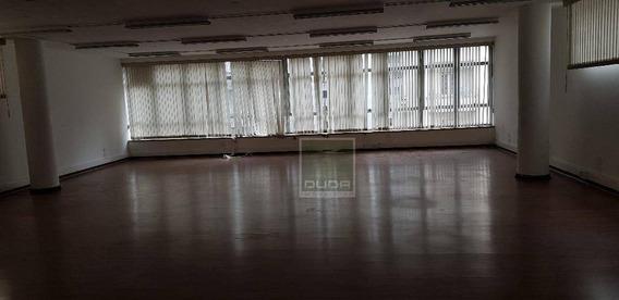 Sala Comercial Para Locação, Centro, São Paulo. - Sa0282