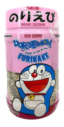 Imagen 1 de 3 de Furikake Sazonador De Camaron Doraemon Japones