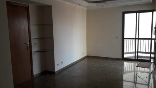 Apartamento Com 3 Dormitórios Para Alugar, 87 M² Por R$ 2.300,00/mês - Vila Regente Feijó - São Paulo/sp - Ap4869