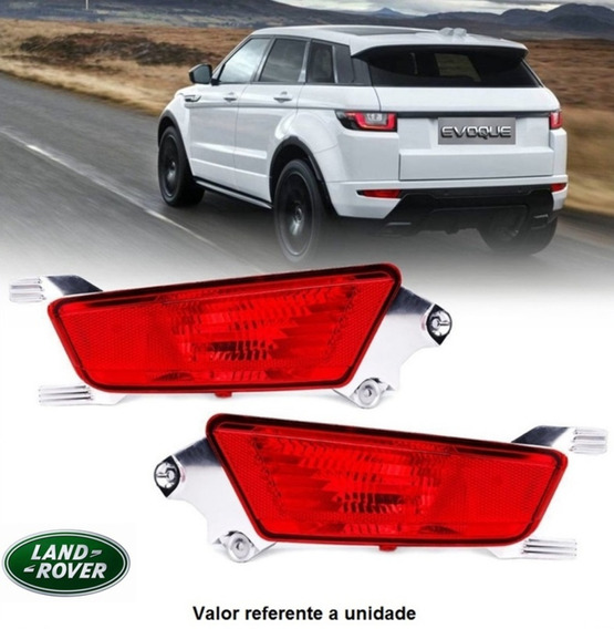 Lanterna Neblina Refletor Farol Range Rover Evoque 2012 2017
